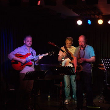 Lupa Santiago e Anders Vestergård Quintet