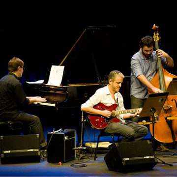 Lupa e Paulo Flores – Jazz Combo Tatui