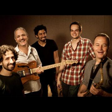 Lupa Santiago e Rodrigo Ursaia Quinteto